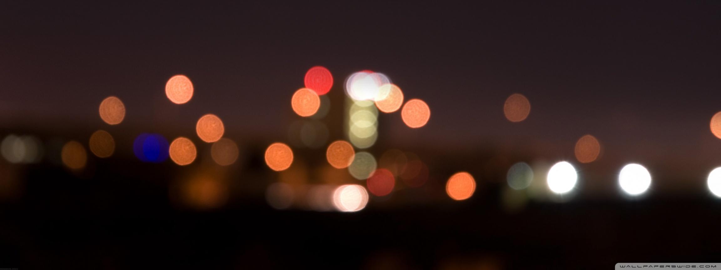 Night Lights Wallpaper