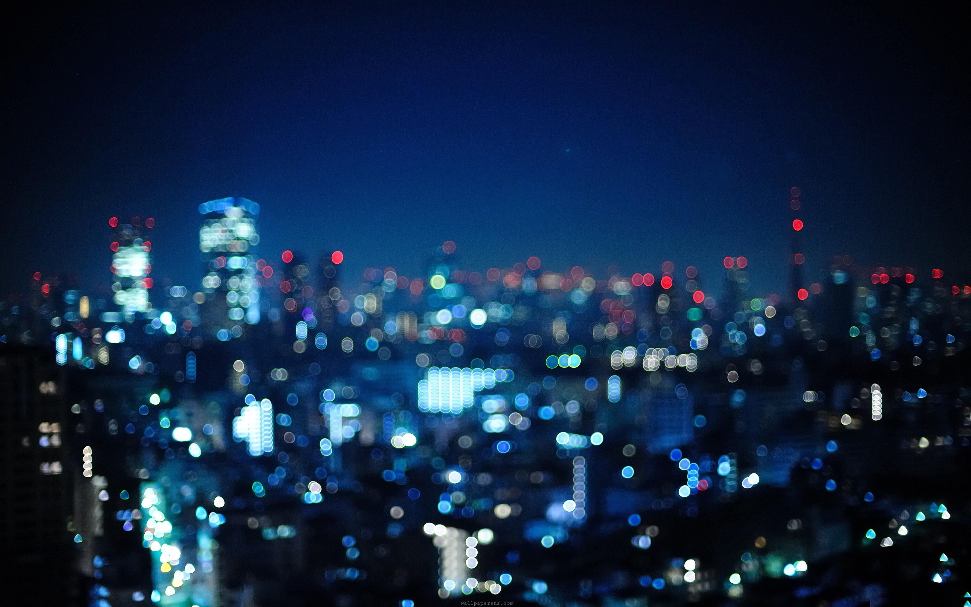 City Night Photography
