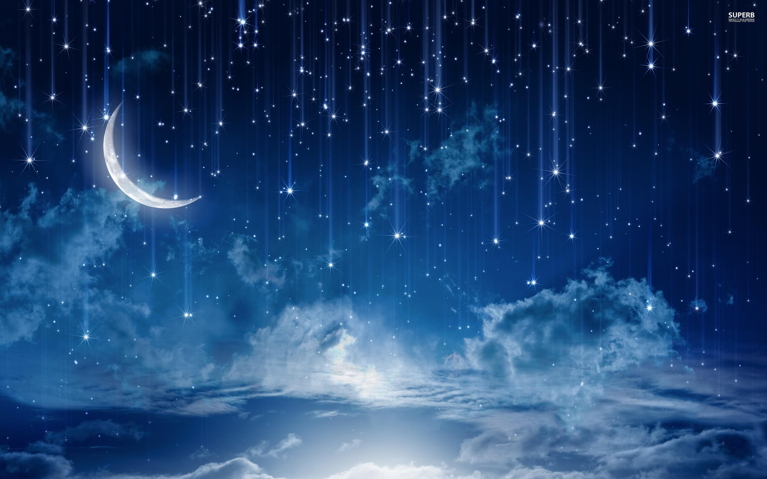 Night Sky Wallpaper 2560x1600 42417