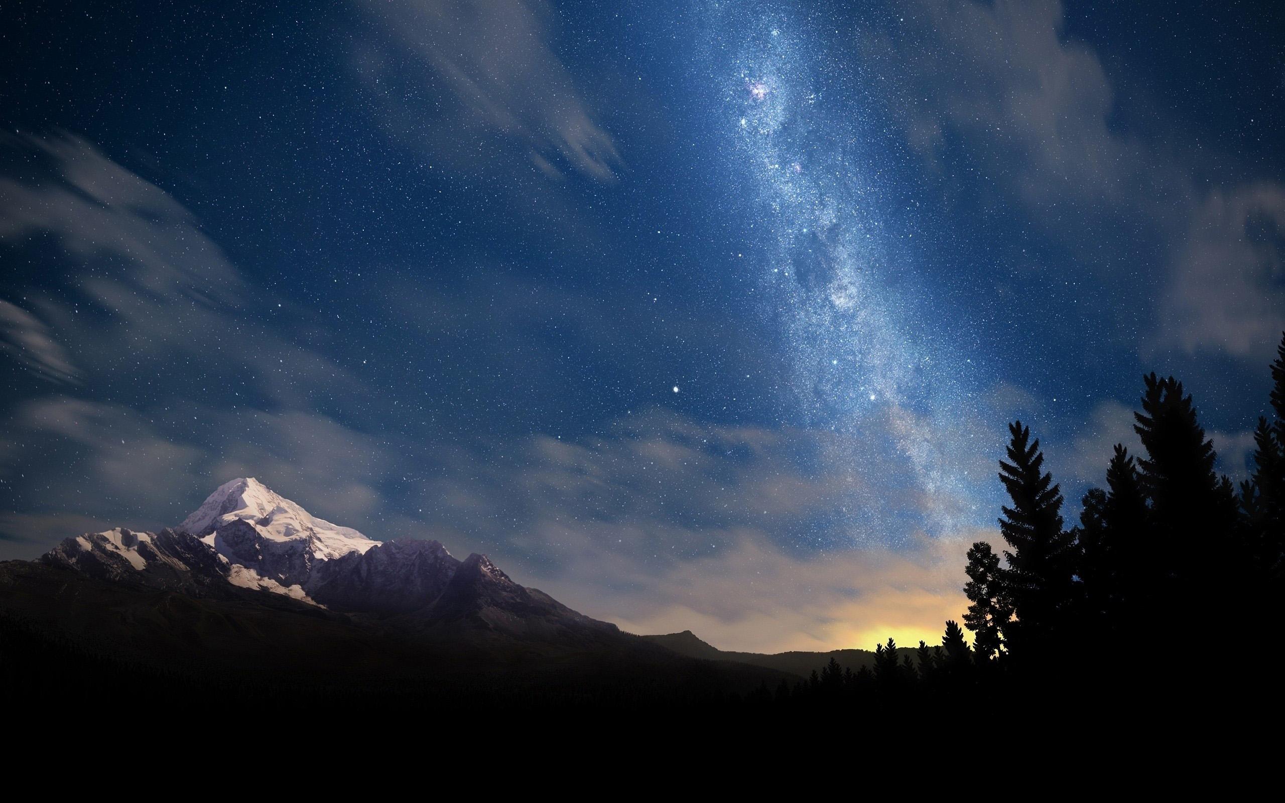 Night Sky Wallpaper