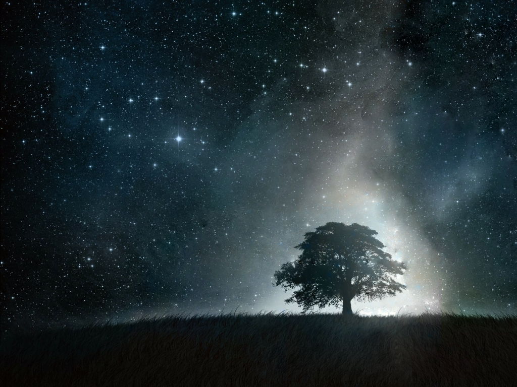 Best Night Sky Wallpaper : Night Sky Beautiful