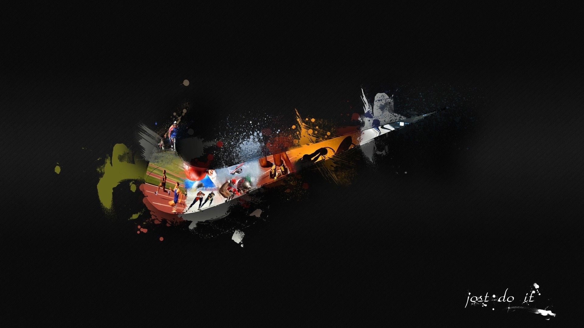 Nike Cool Logo wallpaper | 1920x1080 | #69443