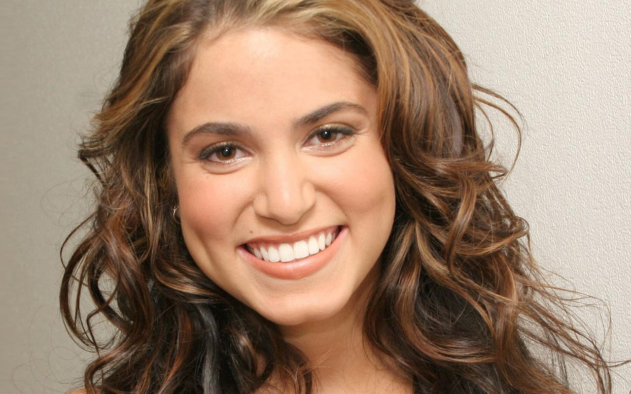 ... nikki reed smile ...
