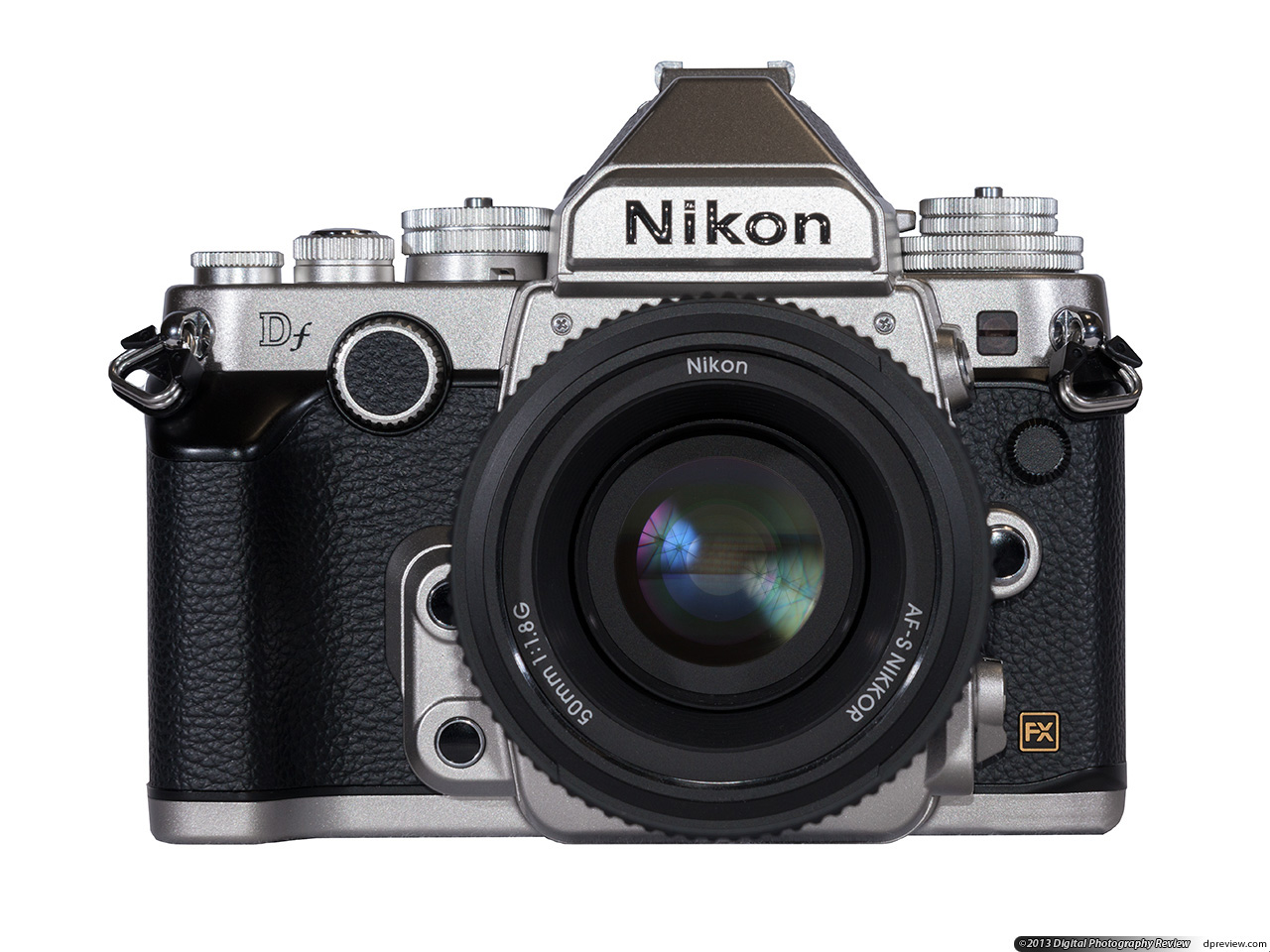 Review based on a production Nikon Df