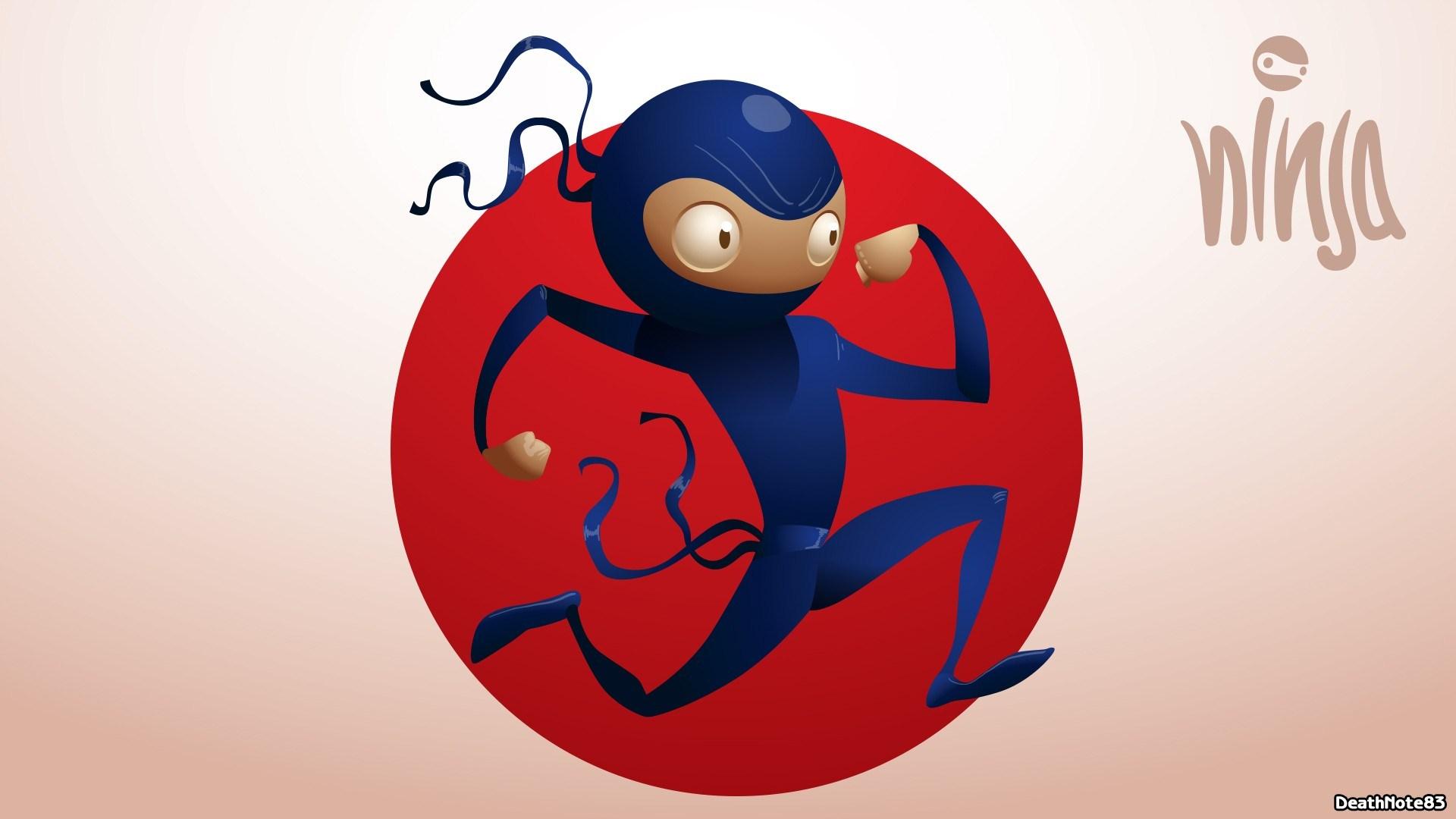Ninja Cartoon Funny