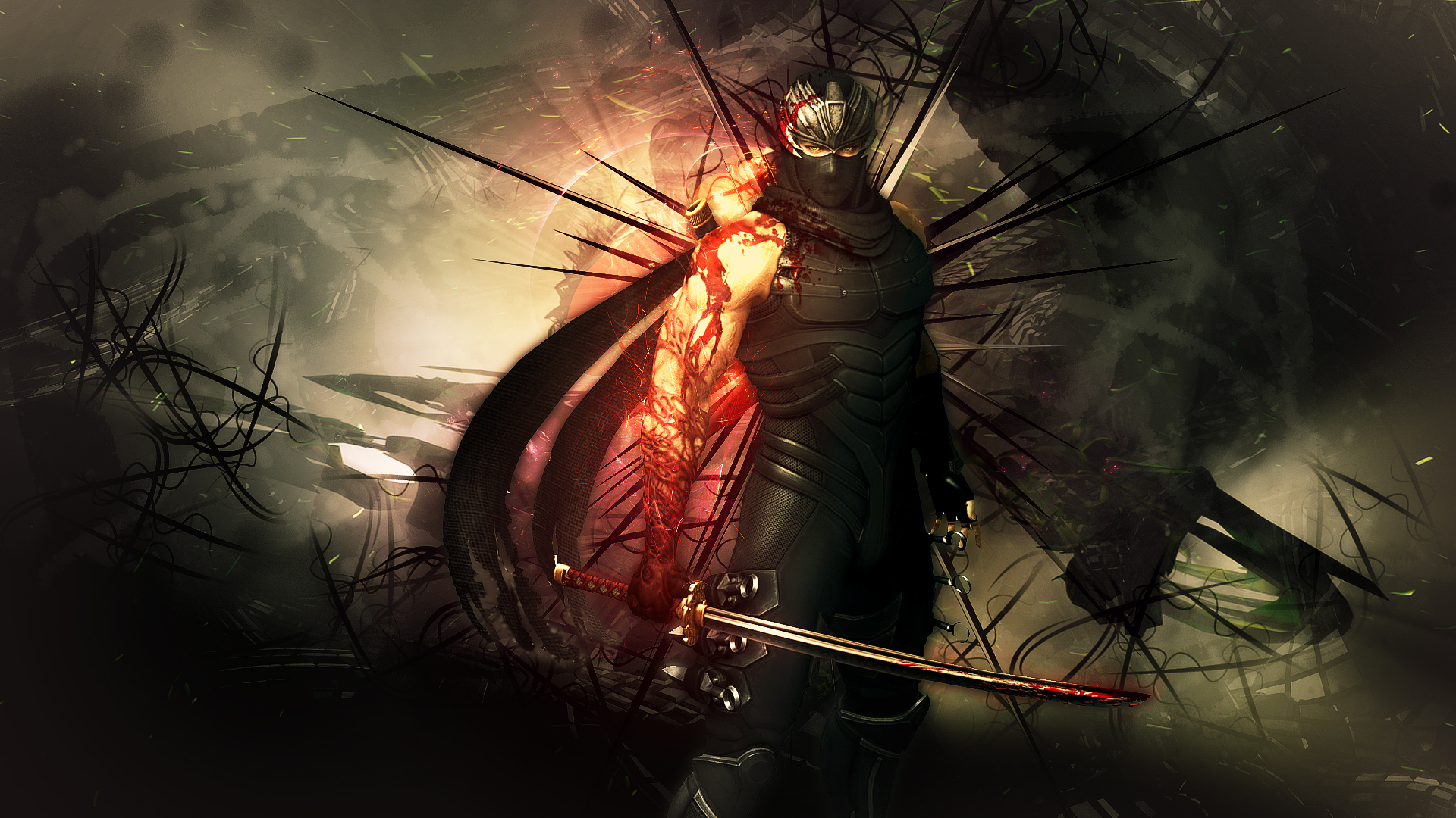 HD Wallpaper | Background ID:269991. 1920x1080 Video Game Ninja Gaiden