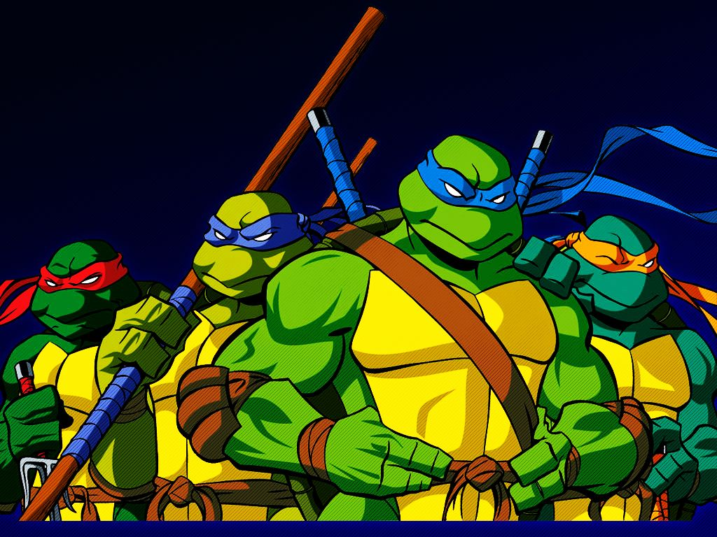 Ninja Turtles Wallpaper 1024x768 48548