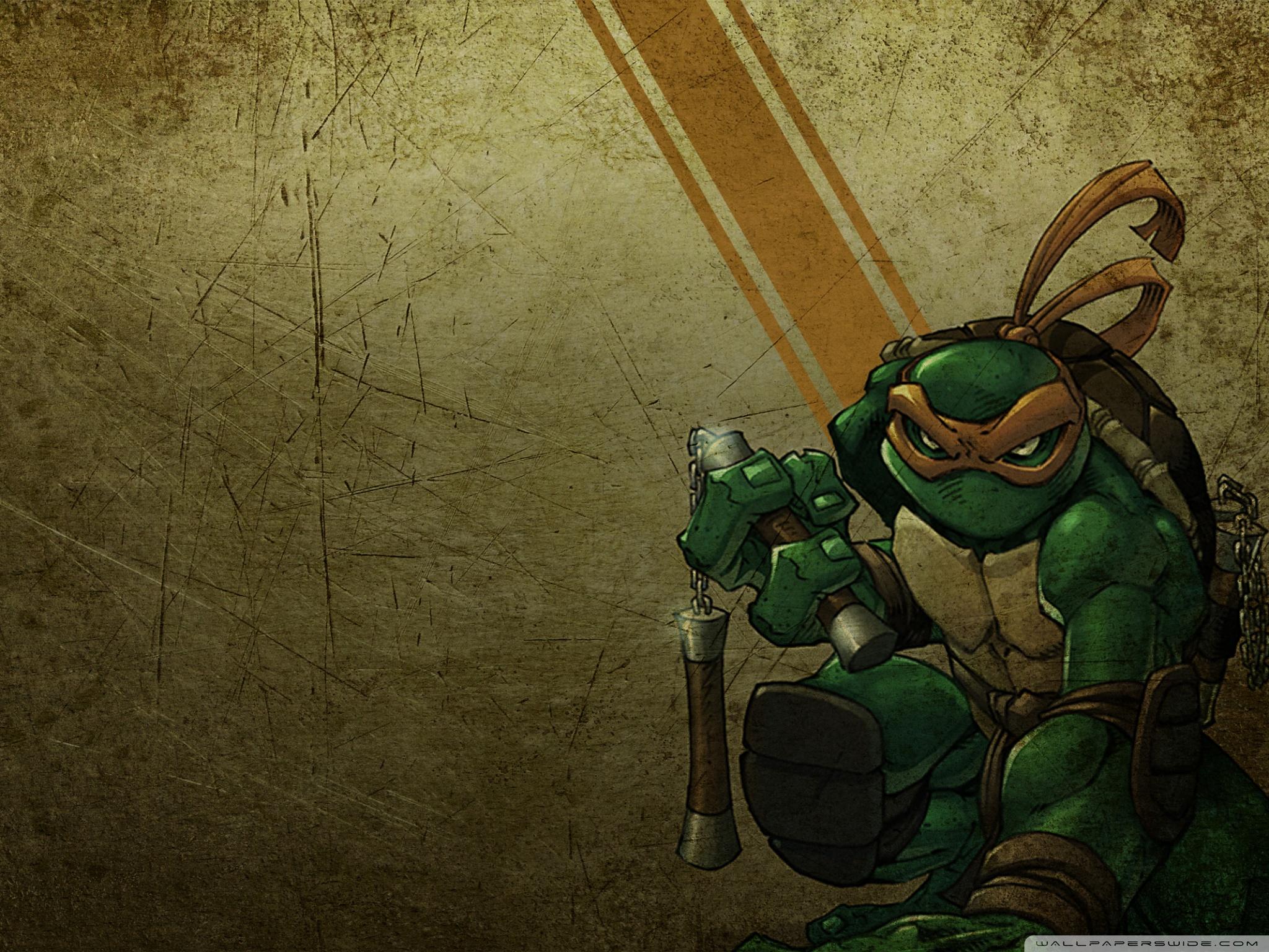Ninja Turtles Wallpaper