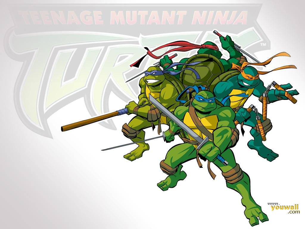 Appealing Ninja Turtles Wallpaper Xpx 1024x768px