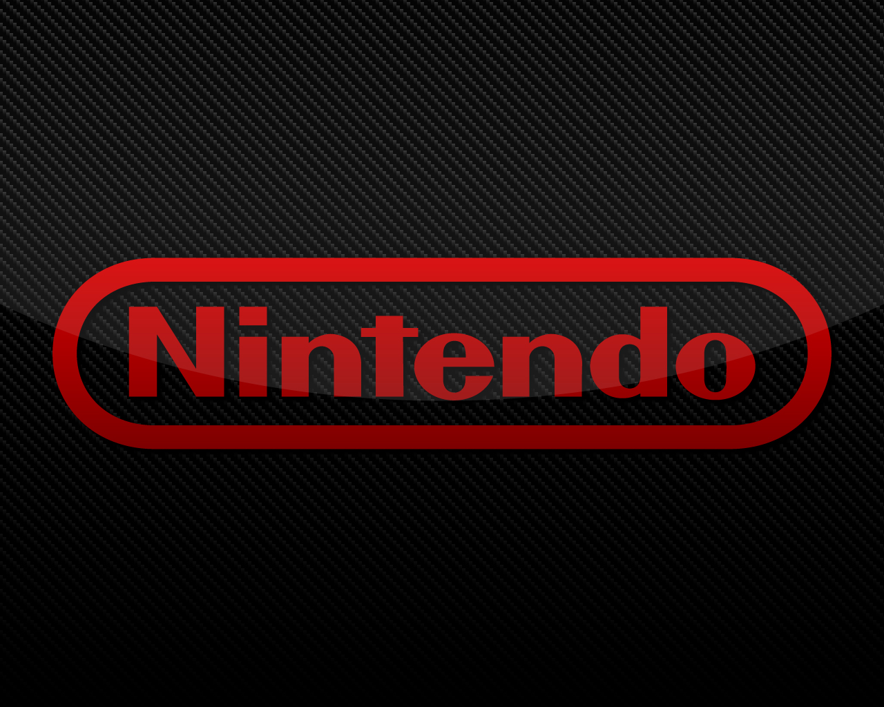 Nintendo Logo Wallpaper