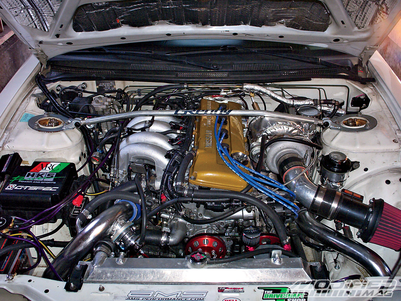 Nissan 240SX Turbo