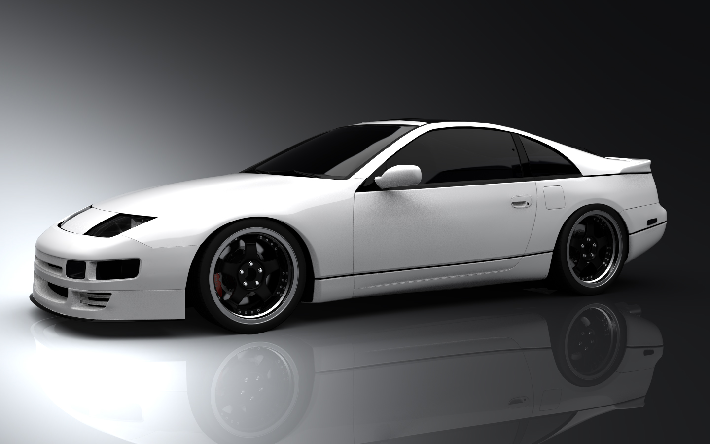 nissan 300zx photo wallpaper 1440x900 17520. Black Bedroom Furniture Sets. Home Design Ideas