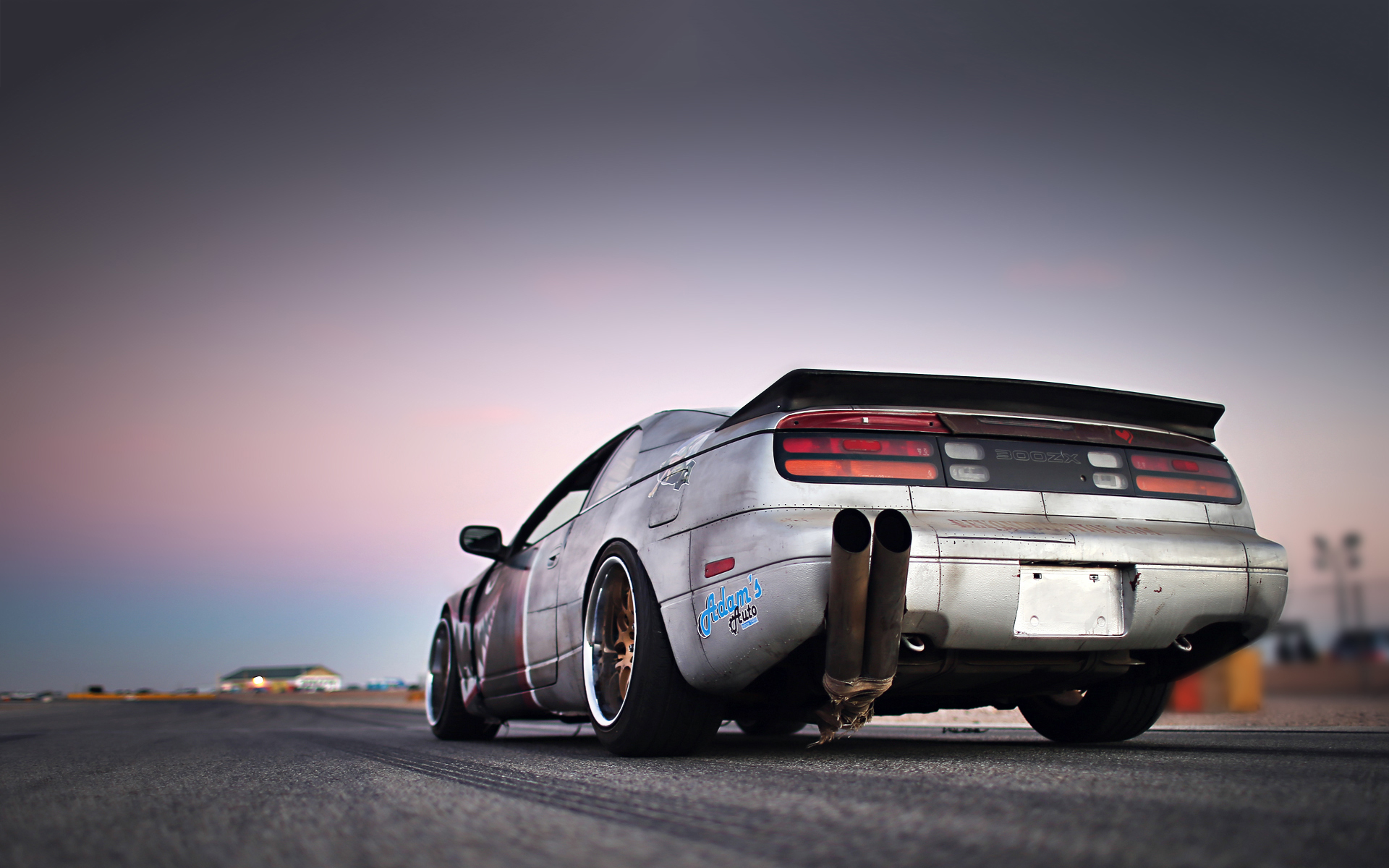 Nissan 300zx tuning car
