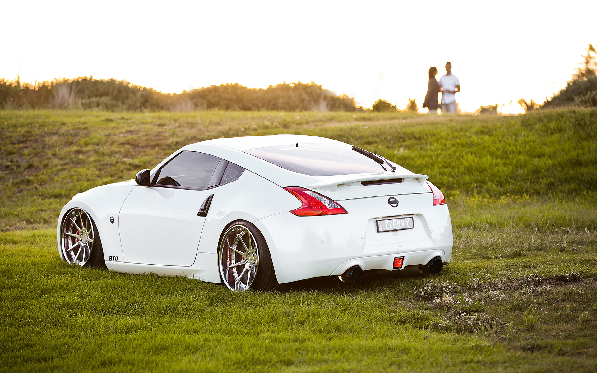 Nissan 370Z Modified