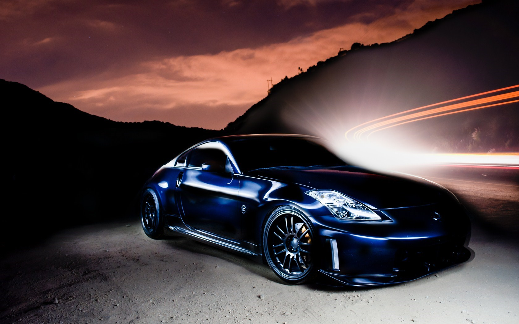 Nissan Car Tuning Lights