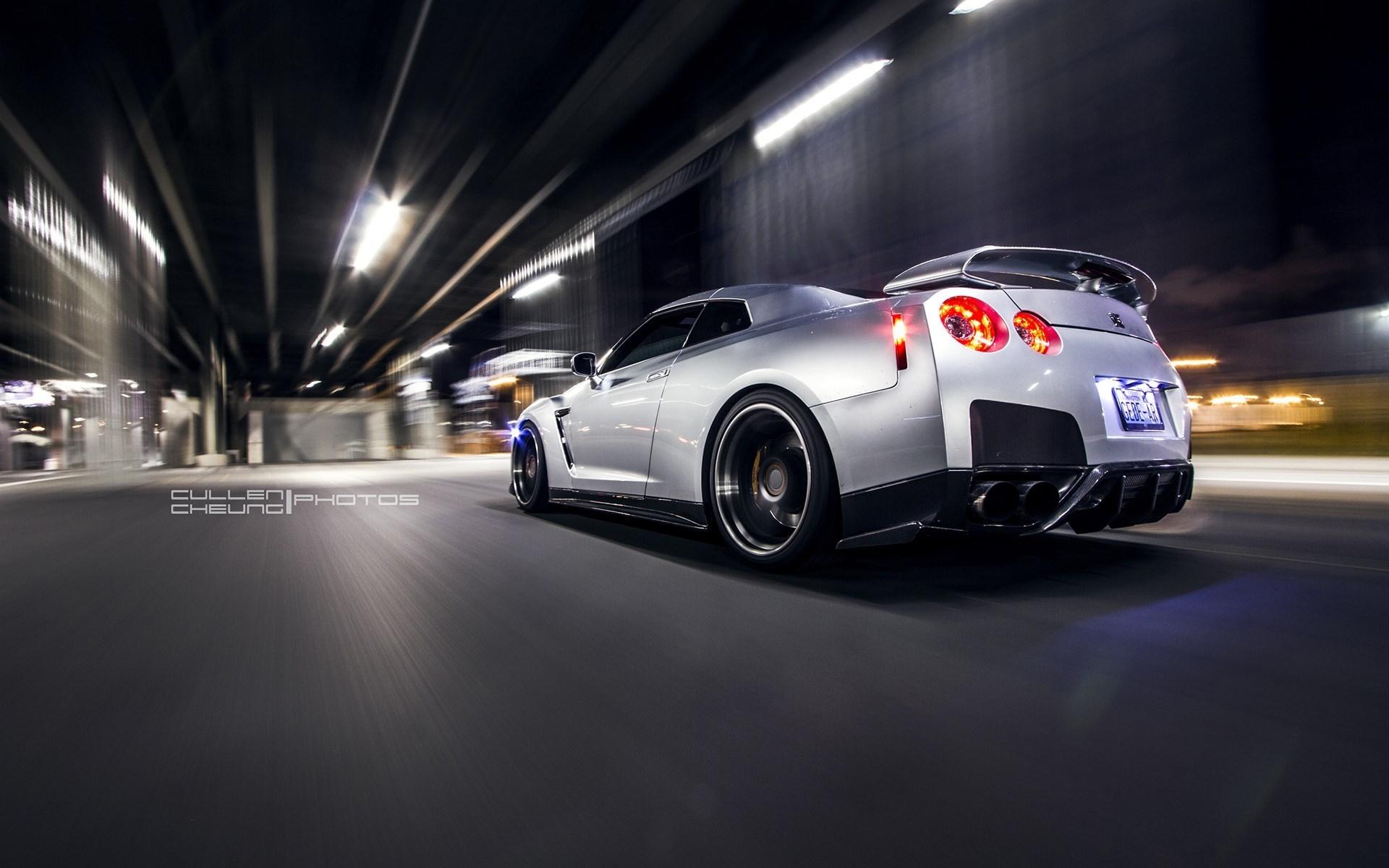 Nissan GT-R Car Tuning Wheels