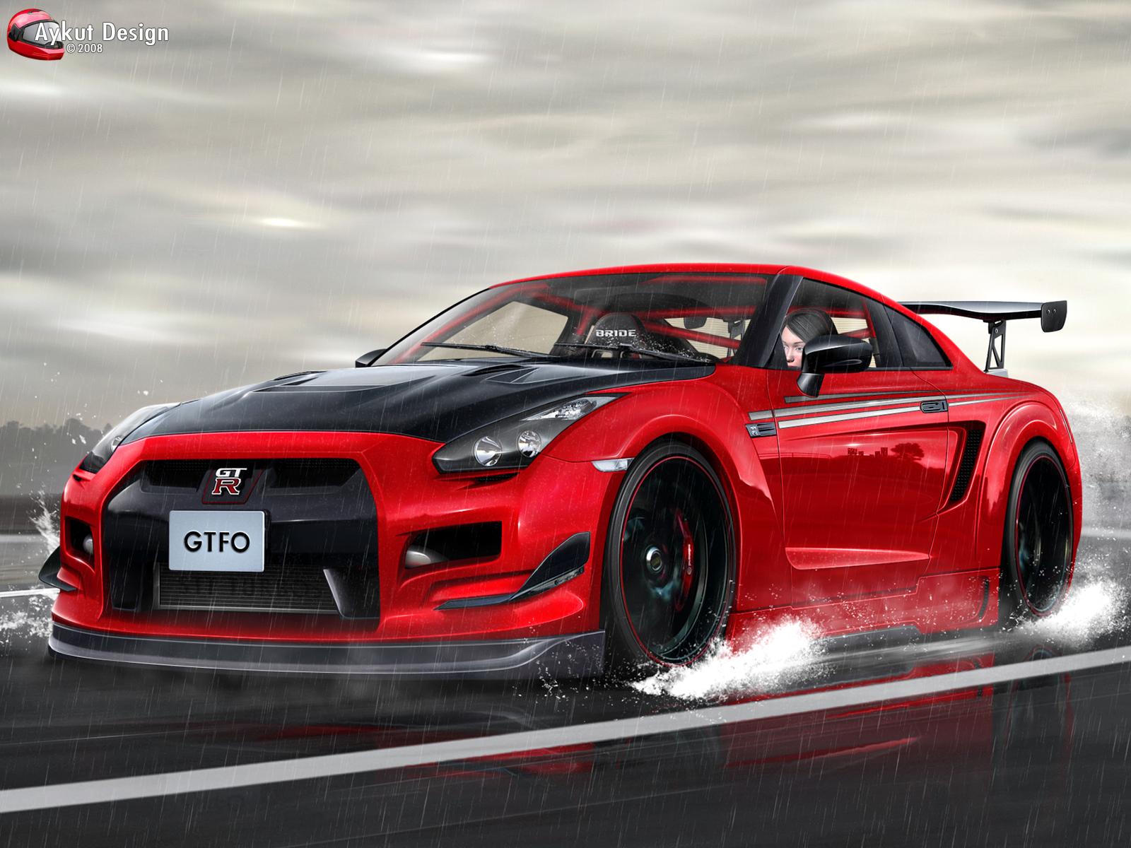 Nissan GT-R R35 Photo