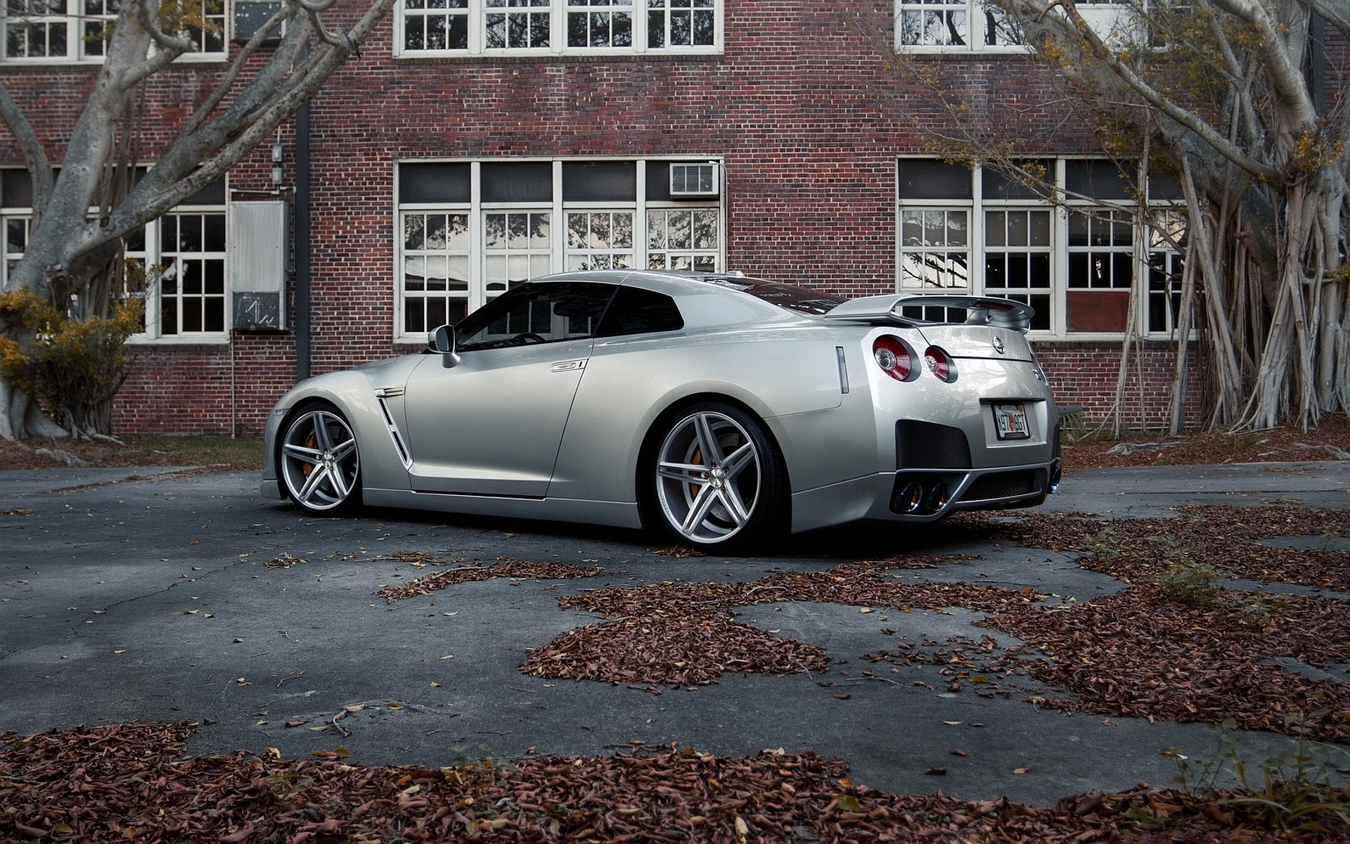 Nissan GTR35 Modified