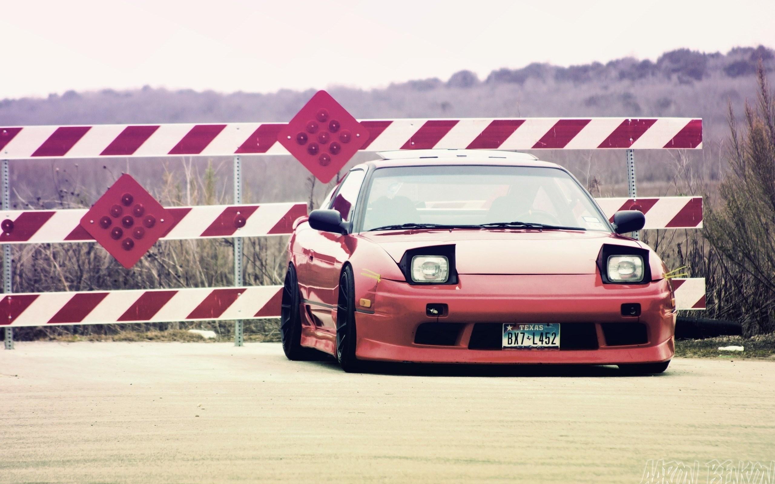 Nissan Silvia 180SX Car