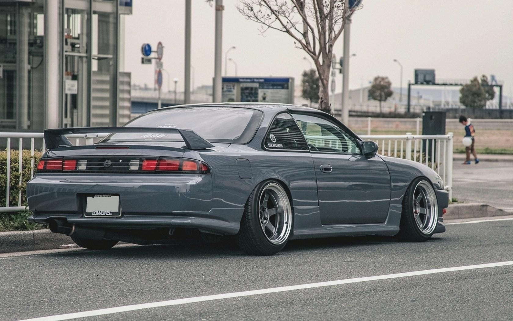 Nissan Silvia S14 Street