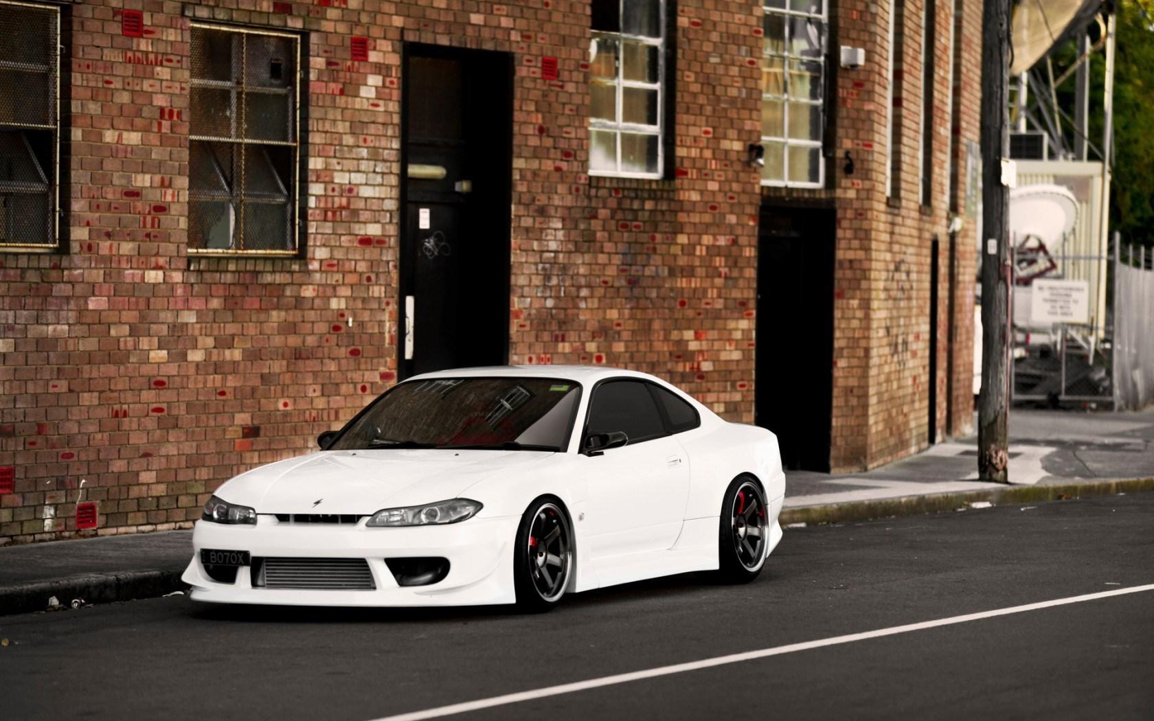 Nissan Silvia S15 Car Tuning Street