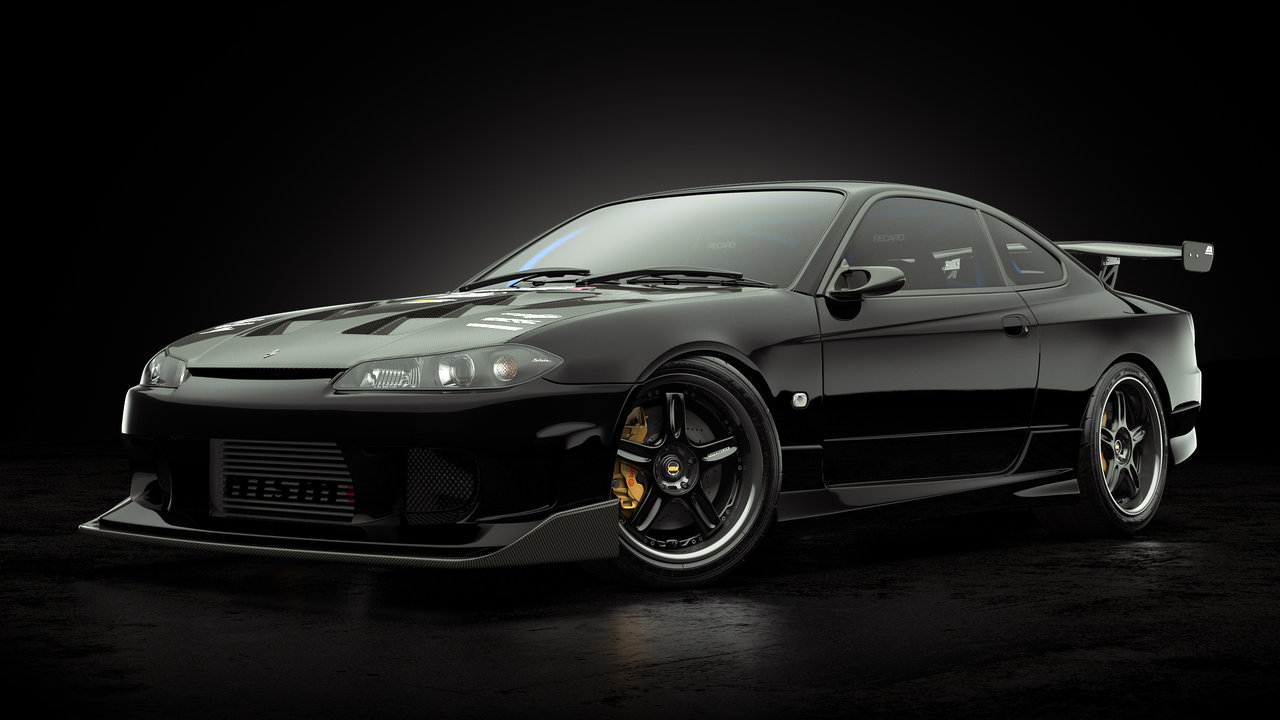 Nissan Silvia Studio By Nasg