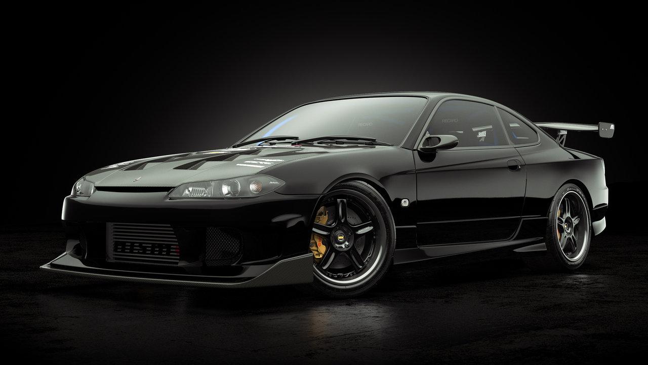 Nissan Silvia Wallpaper