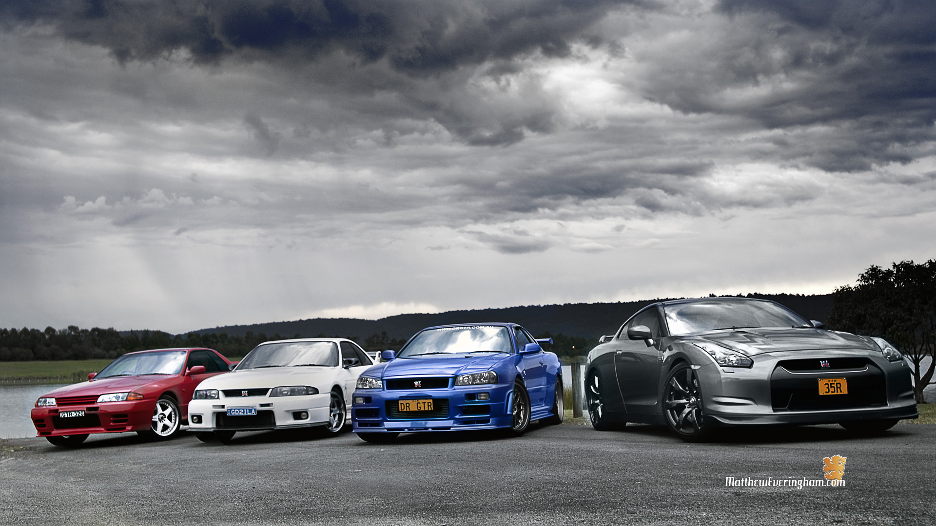 The Best Nissian Skyline Wallpaper  Background