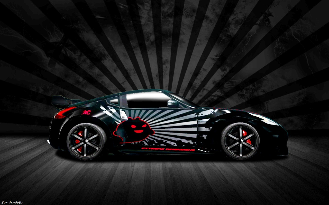 Tuned Nissan 350z Wallpaper Tuned Nissan 350z Wallpaper 5344 Hd Wallpapers in Cars - Imagesci.