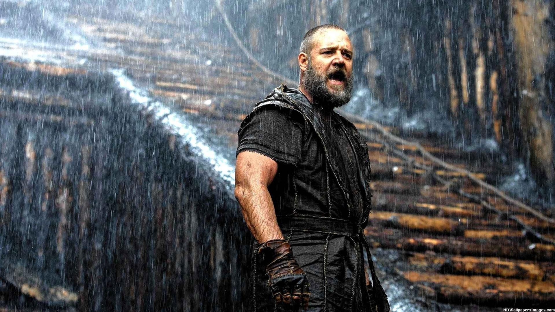 noah movie poster At First Glance –