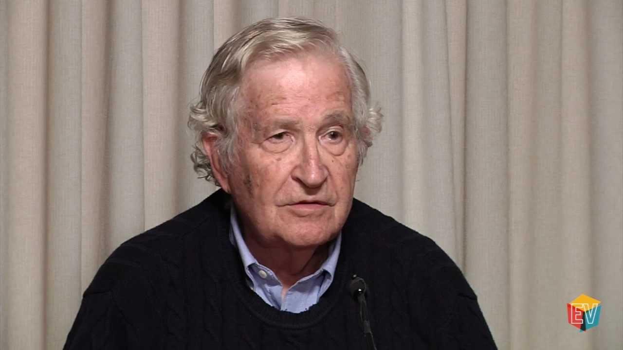 Noam Chomsky: An Uninformed Electorate Votes Against Its Best Interests.