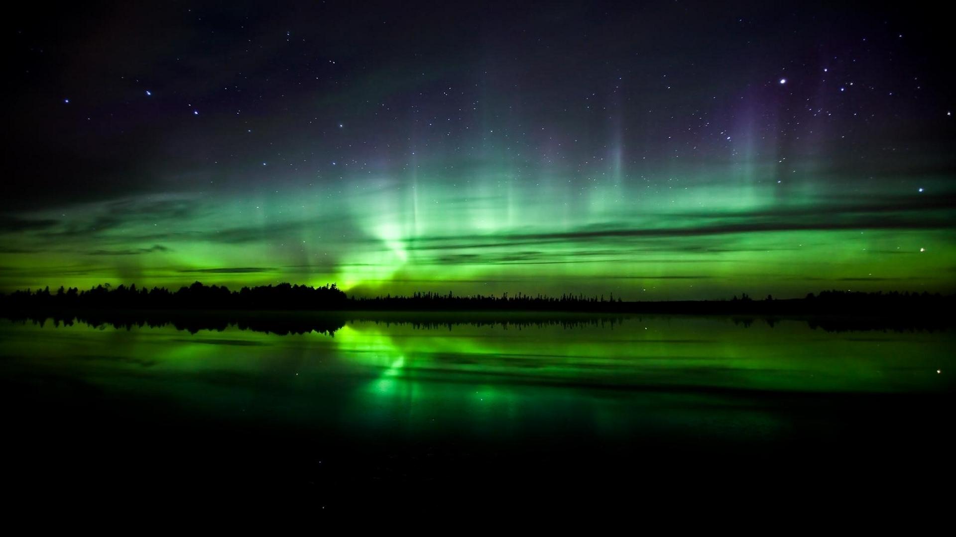 ... Northern Lights ...
