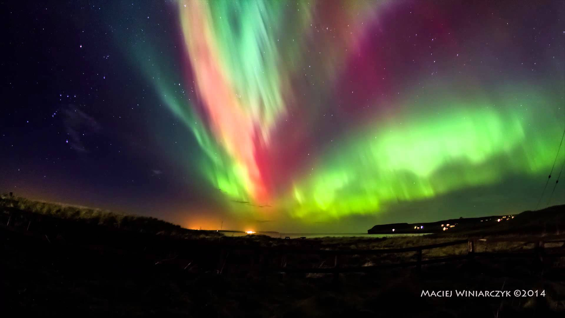 Night of the Northern Lights