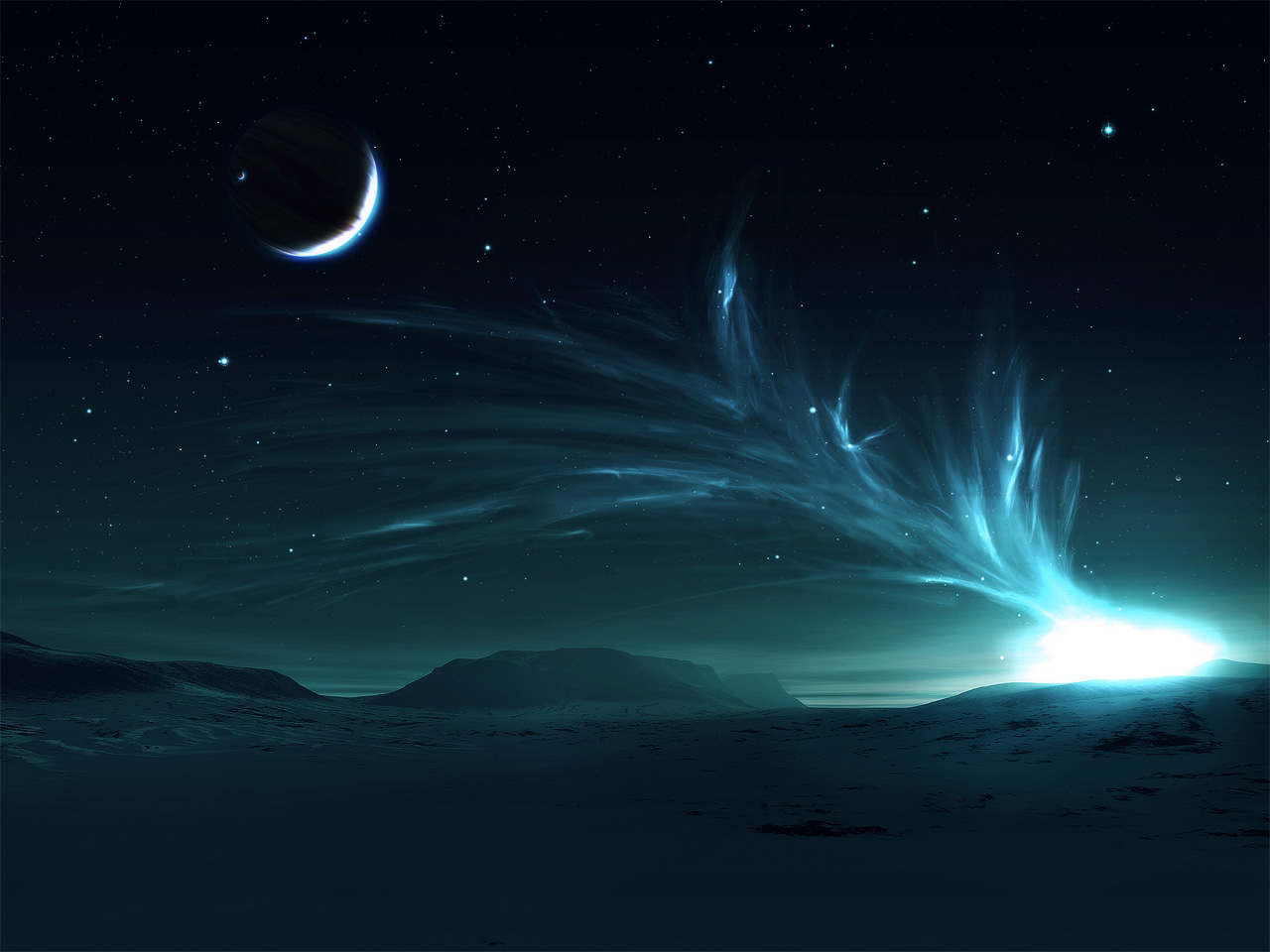 ... Northern Lights Wallpaper HD