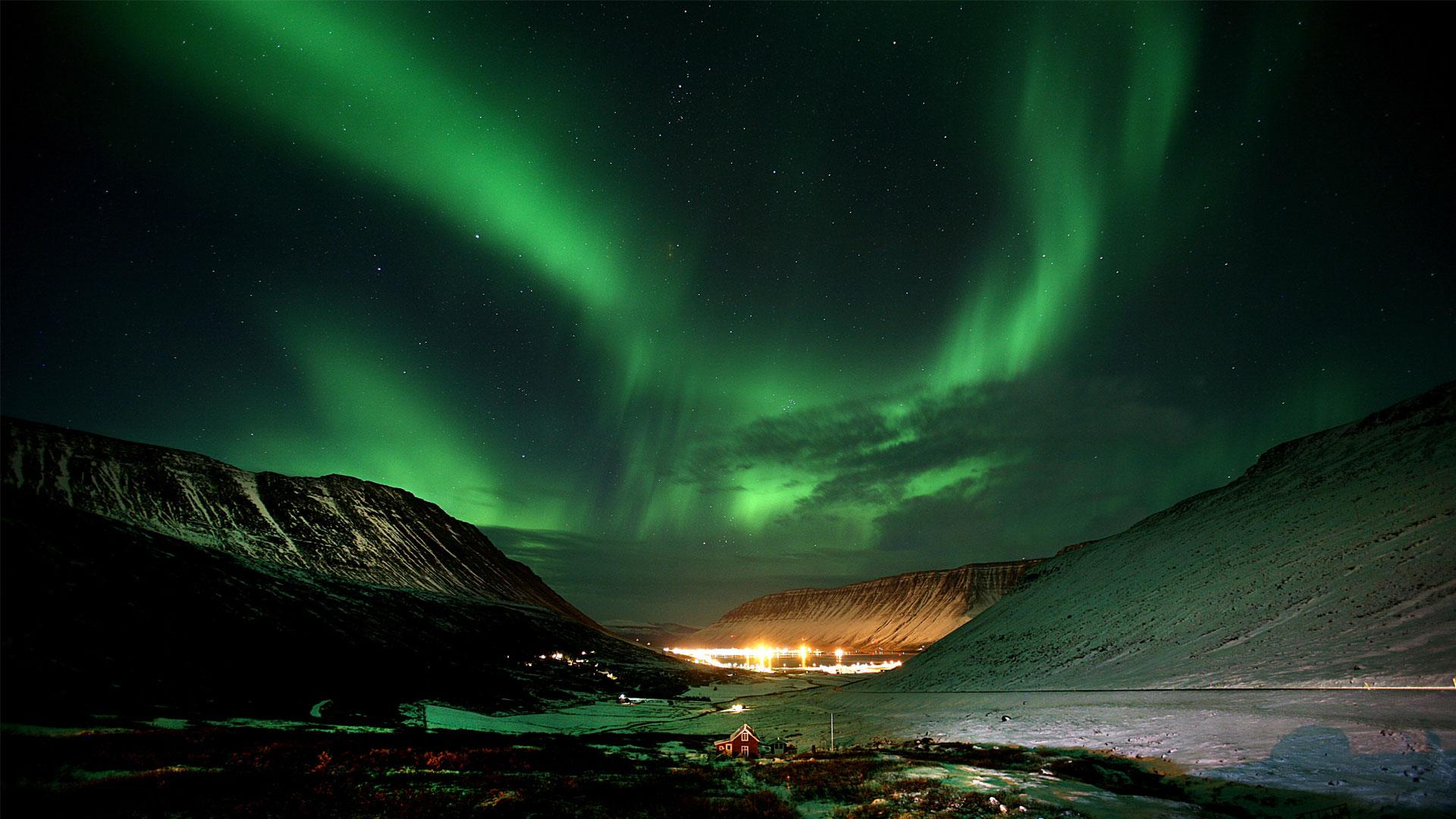 Northern Lights Wallpaper