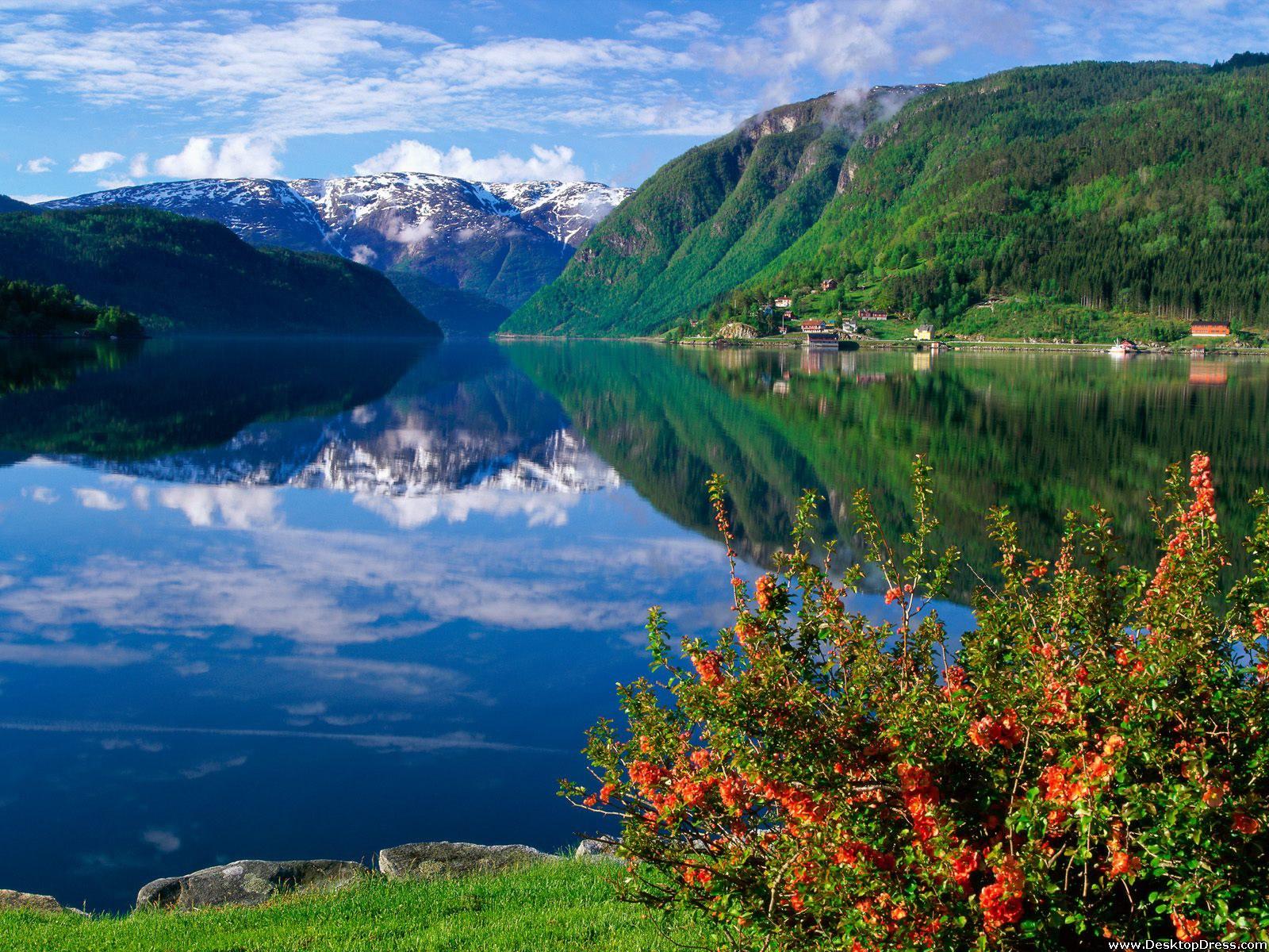Norway Background