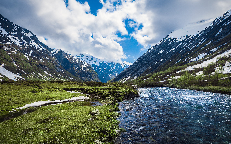 Norways landscape