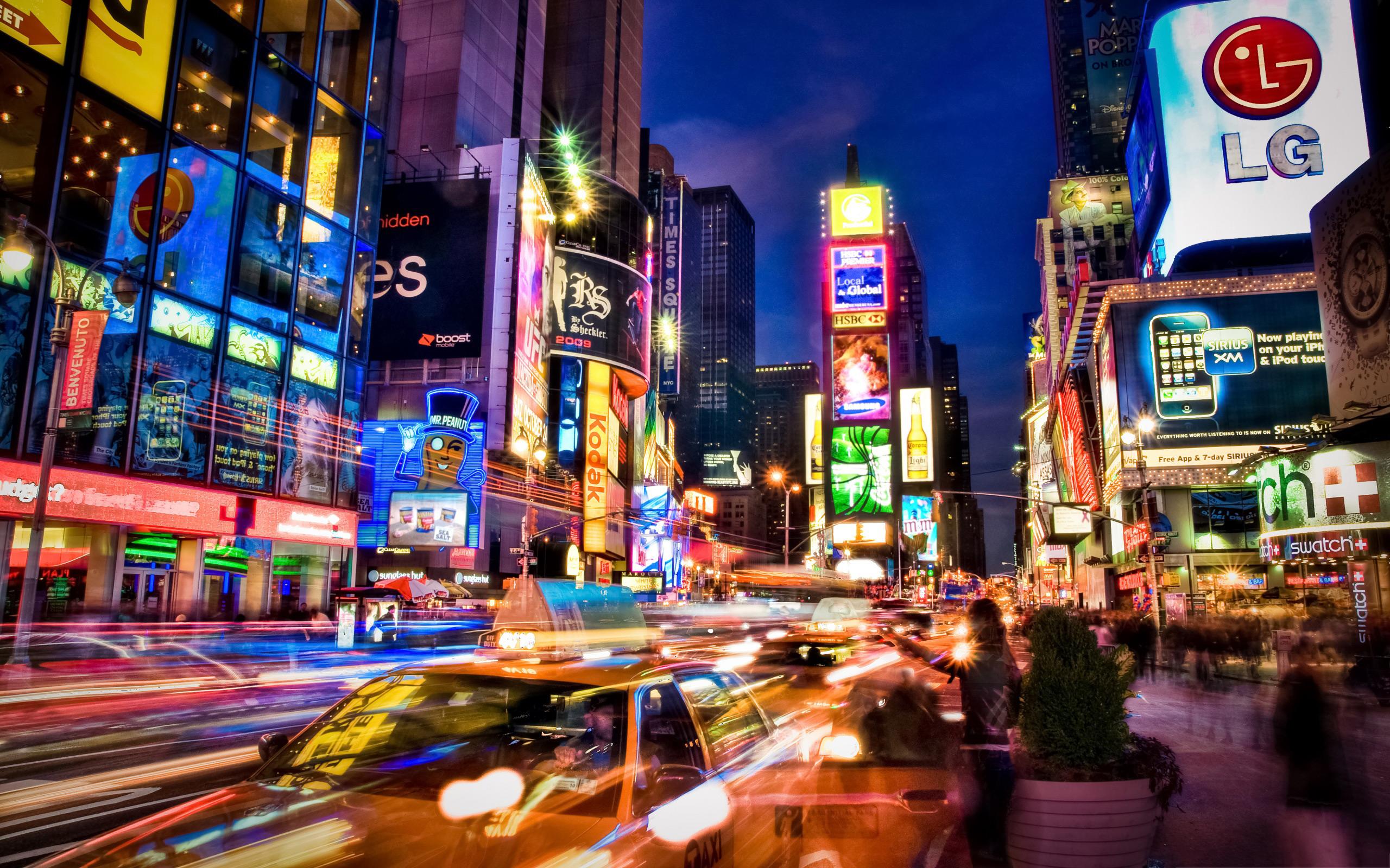 NYC Street Lights