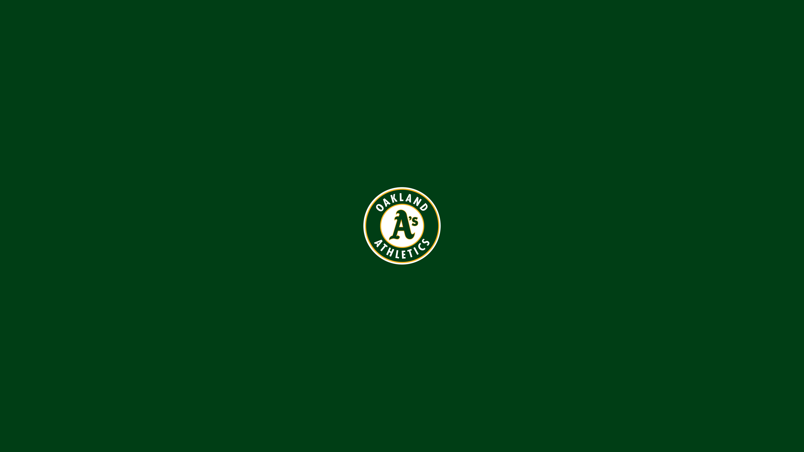 Oakland Athletics Wallpaper