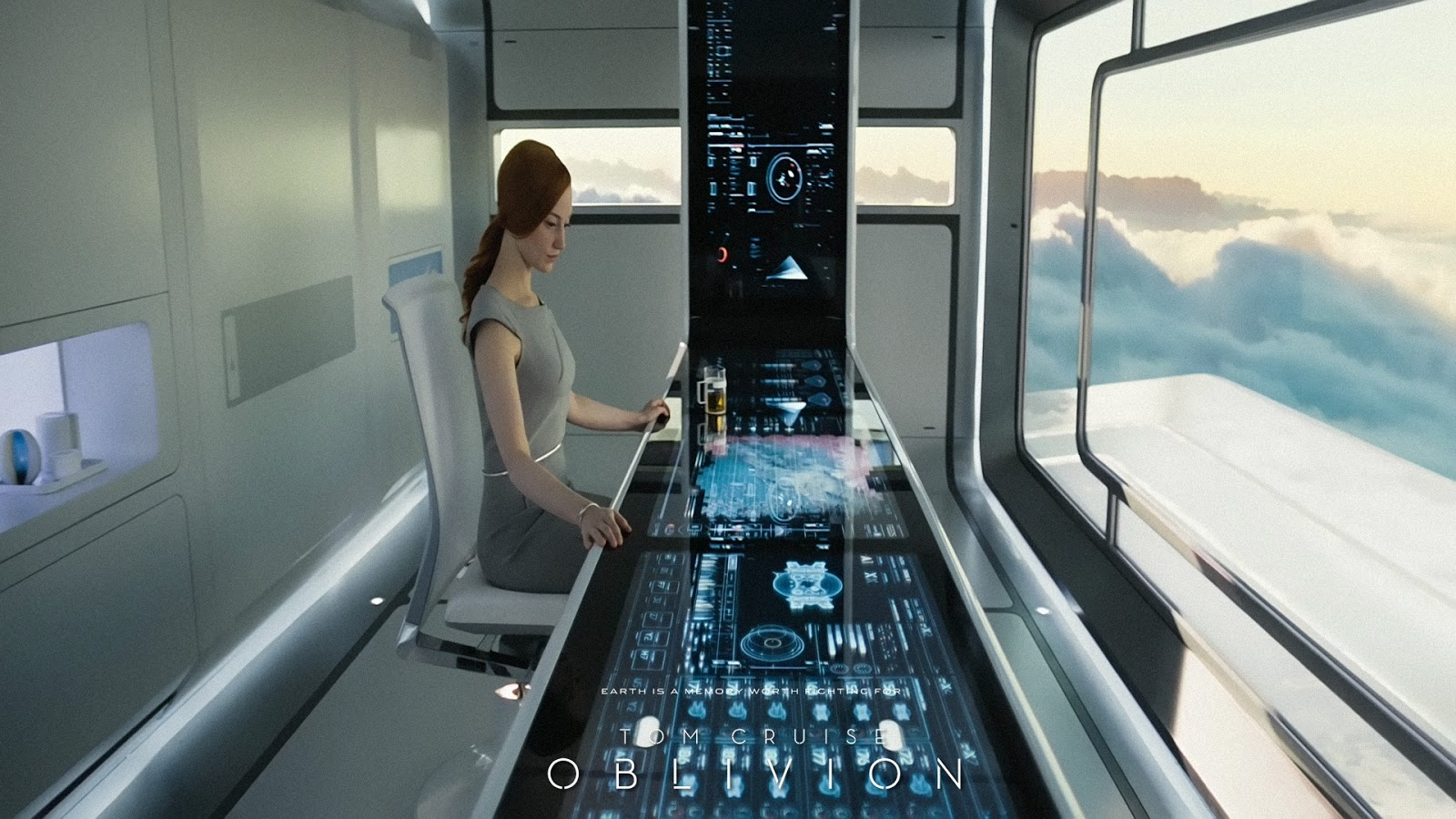And it is that same passion that is the reason to see Oblivion. Some of the nods are obvious, some less so, but the film is ...