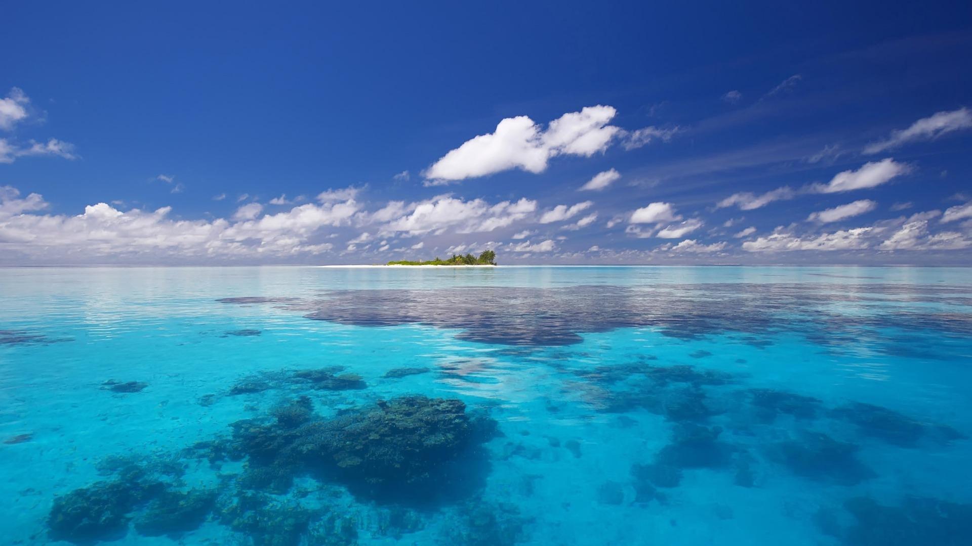 Ocean Landscape Wallpaper