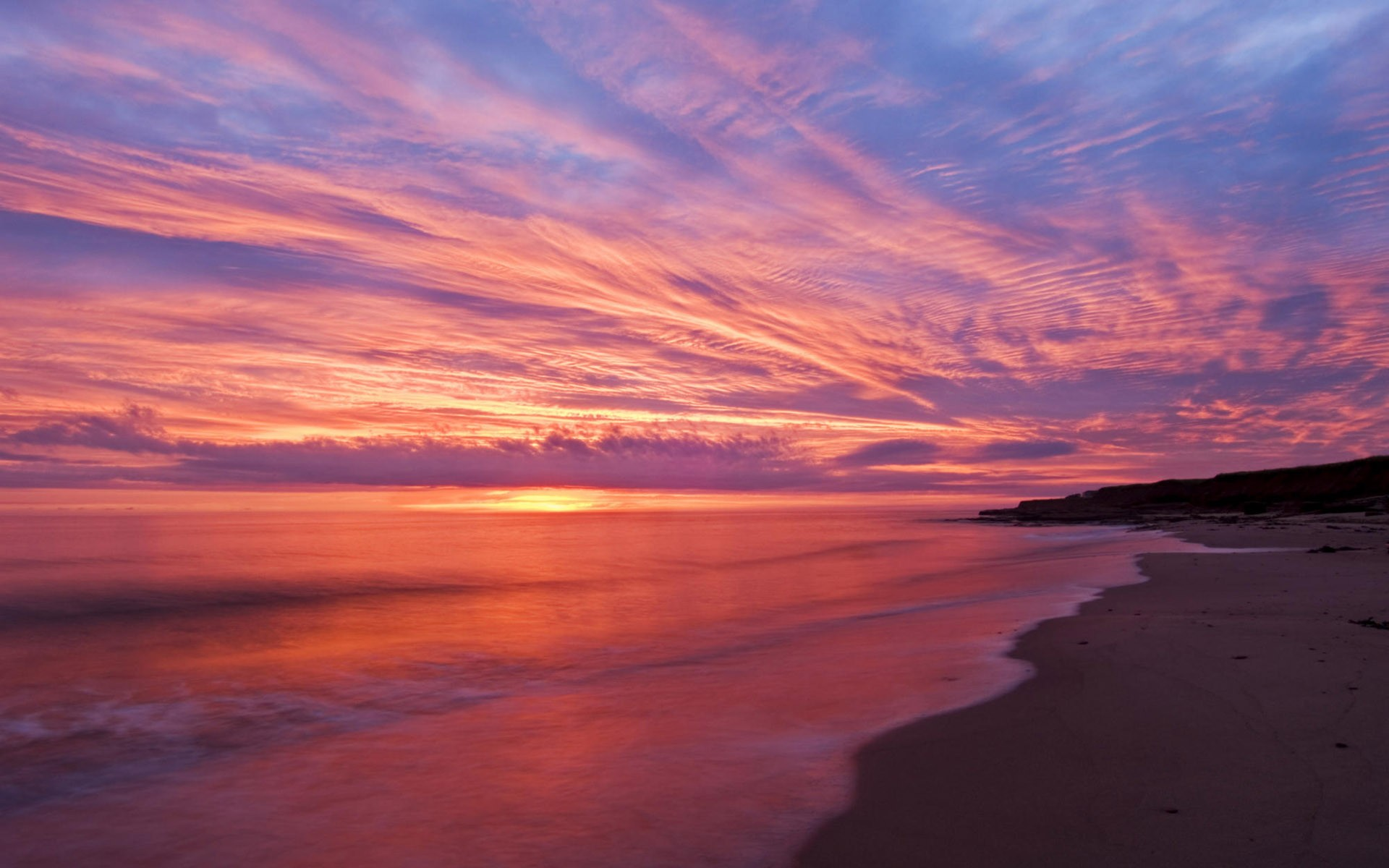 Ocean Sunset; Ocean Sunset; Ocean Sunset ...