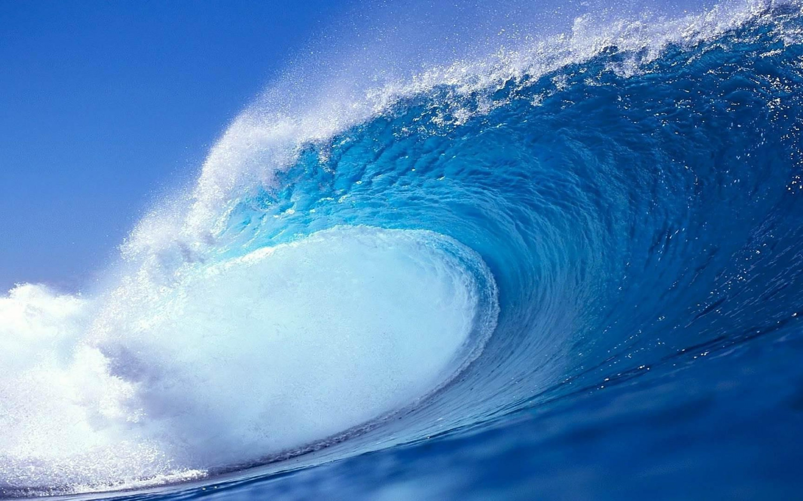 Ocean Waves Wallpaper: Water Ocean Wave Wallpaper Px Free Download 2560x1600px