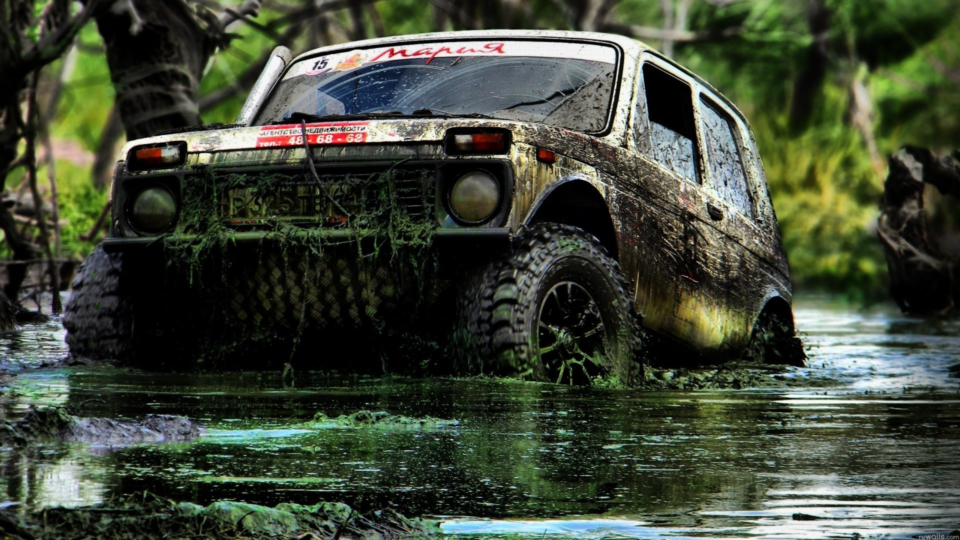 HD Wallpaper | Background ID:208747. 1920x1080 Vehicles Off Road