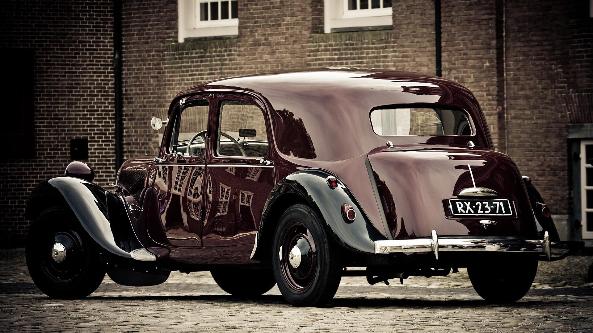 Exotic Car Wallpaper Citroen Classic