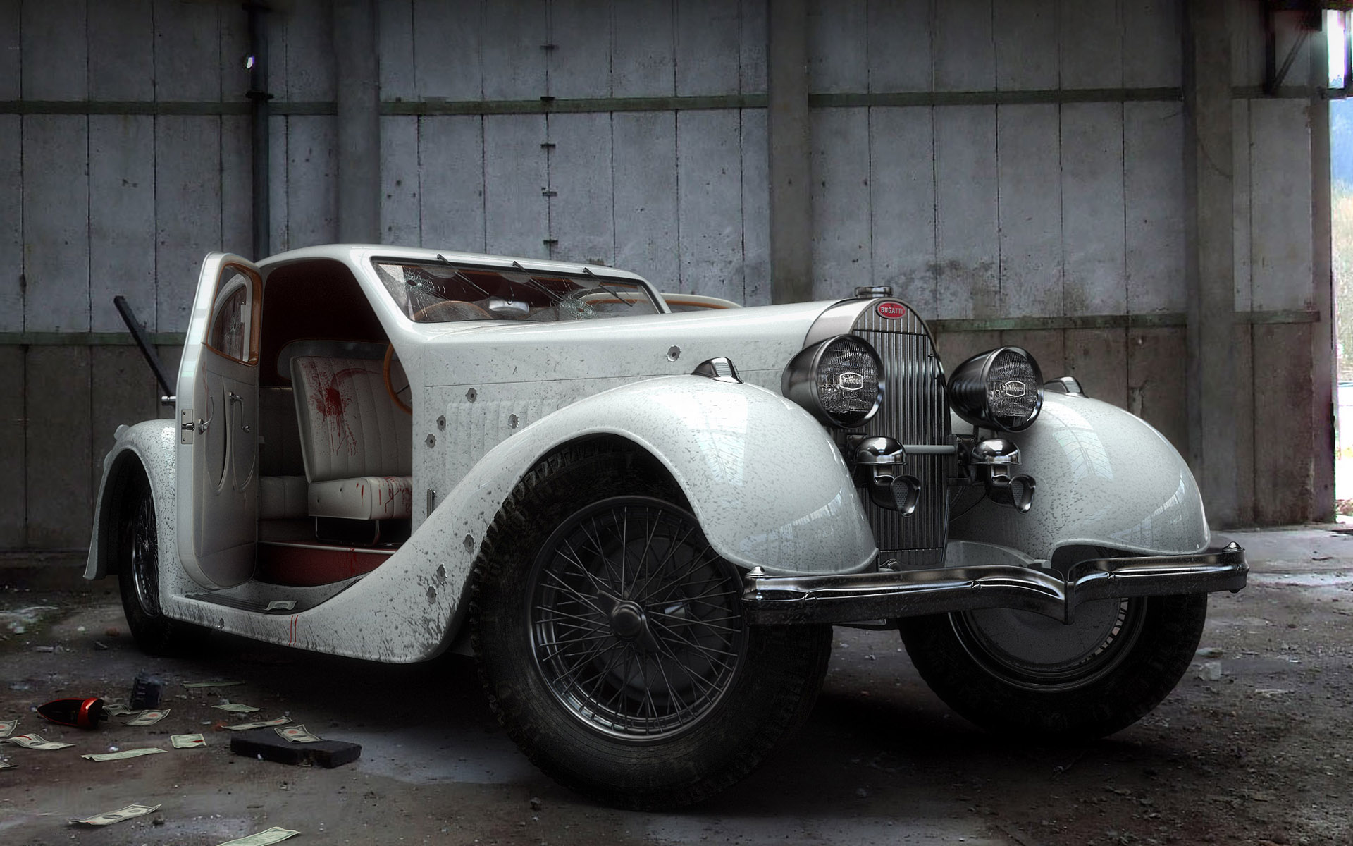 ... Cool Old Car Wallpapers HD (10)