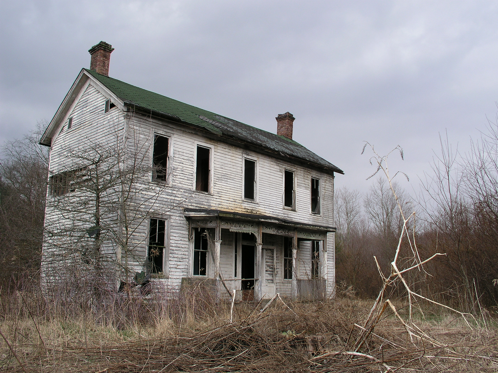 ... S.S. Old House - 7 by shudder-stock
