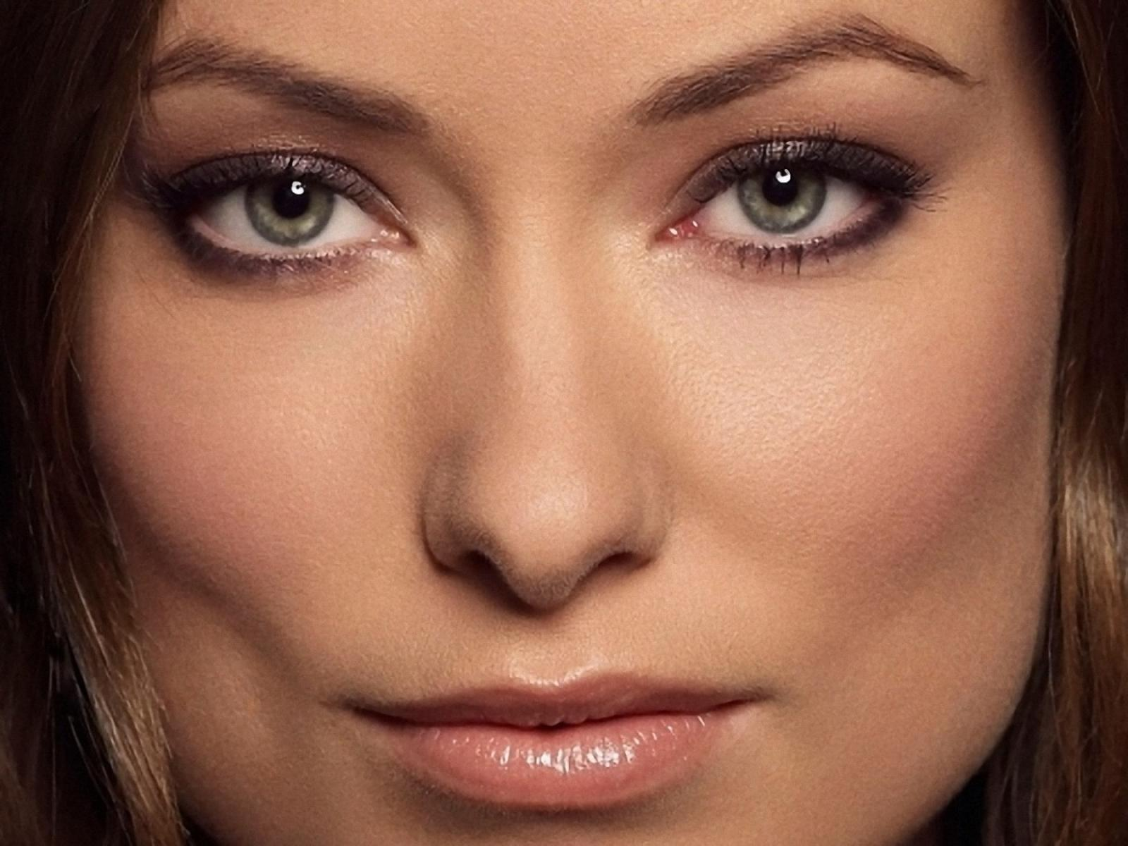 Olivia Wilde Close Up HD Desktop wallpaper, images and photos