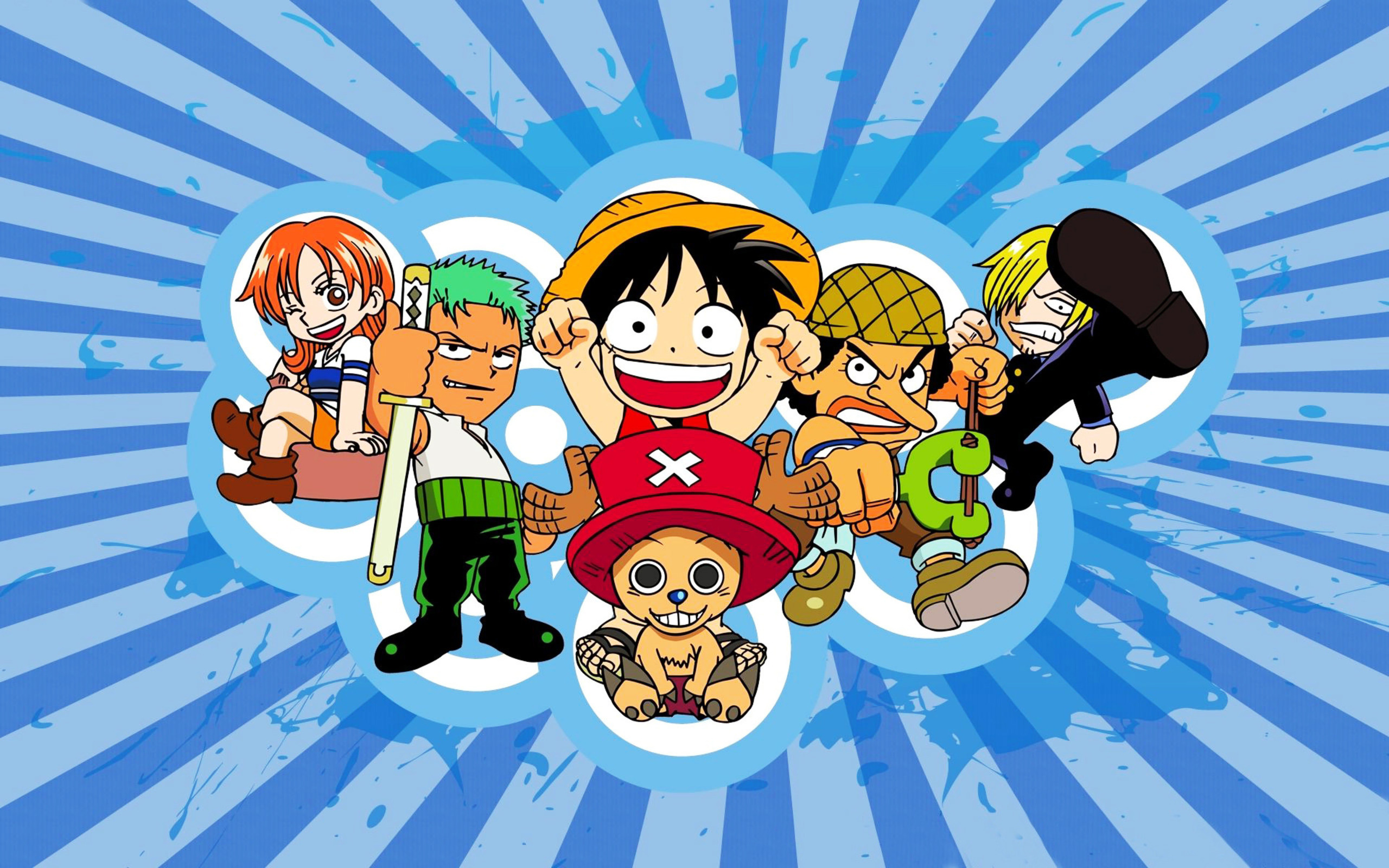 One Piece Kids
