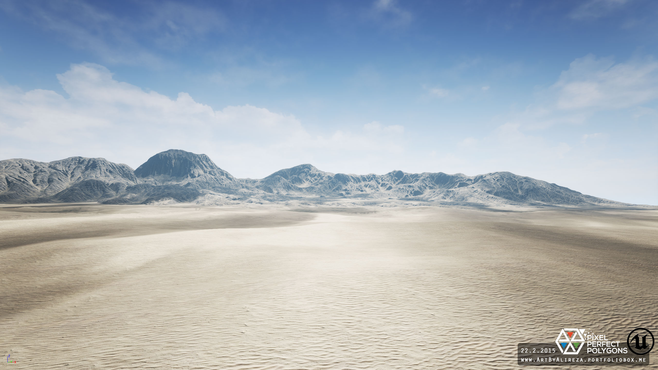 This map comes with Cloud Shadows support and features a nice global illumination effect, as well as very high quality textures plus normal maps at ...